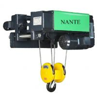 China Pendent Control Electric Wire Rope Hoist For Petrochemical 12.5 Ton on sale