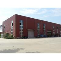 Supermarket And Logistic Warehouse Steel Structure Quick To Fabricat Manufactures