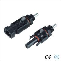China PPO Insulated MC4 Solar Connector , M12 Solar Panel Electrical Connectors on sale