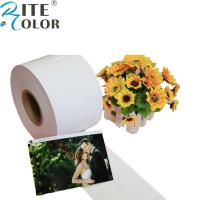 China Resin Coated Minilab Photo Paper Digital Inkjet Printing For Epson D700 on sale