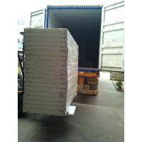 Waterproof and fireproof structural insulated steel panels for Sip panels for sale