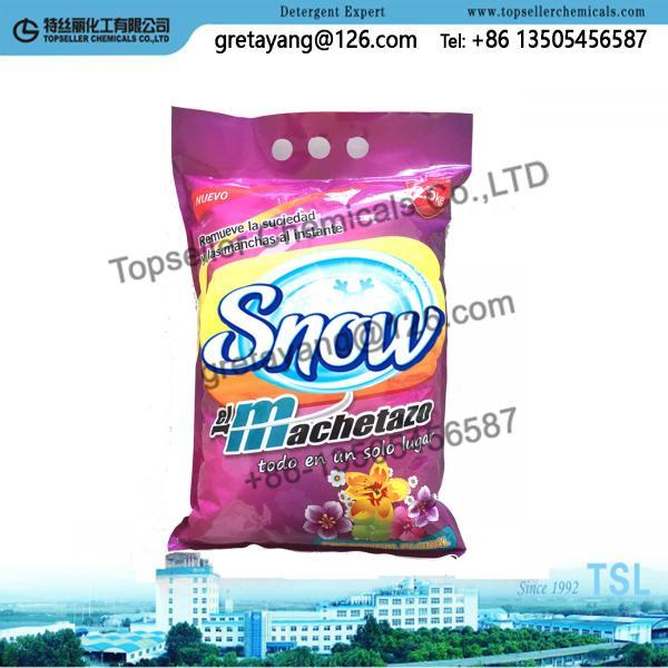 Quality Bulk Detergent Powder Cheap Washing Powder in Stock / Washing powder bag for sale