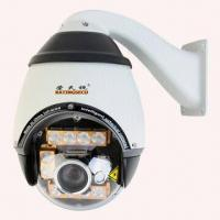 Laser PTZ Speed Dome Camera, 200m IR CCTV Waterproof with CNB, 27x Zoom Manufactures