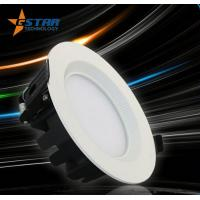 12W Fireproof Led Recessed Ceiling Downlights Epistar Chip, 90-100lm  Manufactures