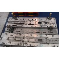 Quality Flat Blanking Auto Spare Part Metal Stamping Molds , Progressive Stamping Die for sale