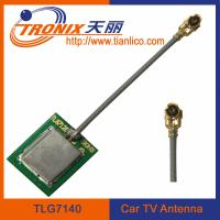 High Gain Amplify Indoor Car GPS antenna 50 OHM , GPS Patch Antenna DC 1.8V ~ 3.8V Manufactures