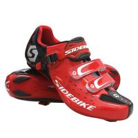 Breathable Mens SPD Cycling Shoes High Security Excellent Slip Resistance Manufactures