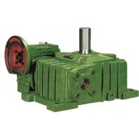 WPE Industrial Worm Gear Reducer Double Reduction Worm Gearbox , Green Manufactures