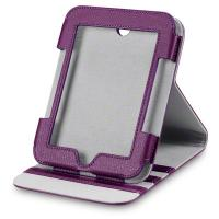 Multi Angel Flip Protective Synthetic Nook Leather Ereader Covers With Stand