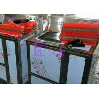 5 Gallon Water Filling Machine Semi Auto Industrial Gallon Bottle Washer Machine 1 Head Manufactures