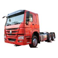 6*4 420HP Prime Mover Truck Heavy Duty Truck With German ZF8098 Steering Gear Box Manufactures
