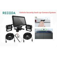 China Waterproof Vehicle Back Up Camera System Truck Rear View Camera System on sale