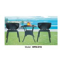 Funky design outdoor rattan bar tables and chairs Manufactures