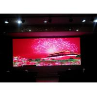 Stage Events Indoor Rental LED Display Video Wall Die Casting 2.5mm Pixel Pitch Manufactures