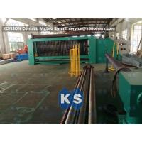 High Efficiency Safety Hexagonal Wire Netting Weaving Machine for Galfan Gabion Boxes Manufactures