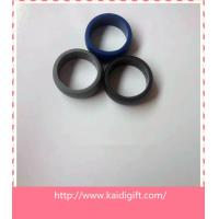 Blank silicone custom silicone finger rings Manufactures