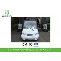 Buy cheap Mini 4 wheeler Electric Shuttle Bus Max Loading 8 Person Easy To Handle from wholesalers