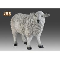 Dolly Sheep Statue Polyresin Animal Figurines Manufactures