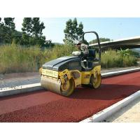 Quality China high quality new road material Colored asphalt mixture color asphalt road for sale