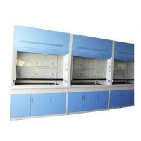 China Standard Size Laboratory Ventilation Hoods With Oval Shaped PP Cup Sink on sale