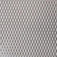 """3/4"""" #16 Carbon Steel Expanded Metal Mesh Standard For HVAC Systems Manufactures"""