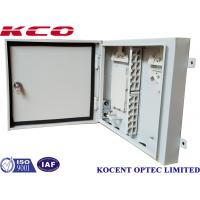 Buy cheap KCO-ODB-72A 72port 96fiber Wall Pole Mount Metallic Optical Terminal Fiber Distribution Box from wholesalers