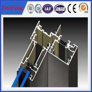 Best selling products aluminum price per kg,furniture aluminium frame for sliding door Manufactures
