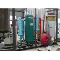 Skid Mounted Cryogenic Air Separation Unit , High Purity Liquid Oxygen Plant Manufactures