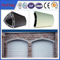 extruded aluminium profiles prices per kg/coiling door,shutter door aluminium profile Manufactures