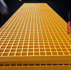 China FRP molded gratings,FRP/GRP Gratings, FRP Grate, FRP Gird, GRP Platform, Fiberglass Gratings on sale