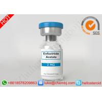 China Custom Injectable Growth Hormone Peptides Enfuvirtide Acetate T-20 For HIV / Aids on sale
