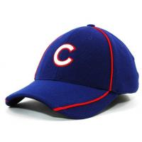 Buy cheap Deep Blue Flexfit Mesh Baseball Hats Sports Cap with Sun Protection from wholesalers