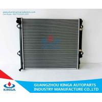 Car Water Tank Engine Parts Automotive Radiators Toyota KZJ120 1KZT OEM 16400 67310 Manufactures