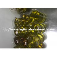 Semi Finished Androgenic Anabolic Steroids Oil Blend Liquid TMT 300 For Fitness Manufactures