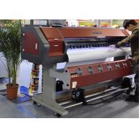 Aluminium Sheet Printing Machine Dye Sublimation Epson Heads Printer Manufactures