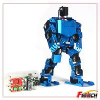 Feetech 17DOF Degree Of Freedom 17 DOF Biped Robot for education Manufactures