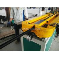 High Speed Plastic SIngle Wall Corrugated Pipe Machine 20m / min Manufactures