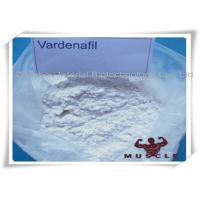 Natural 99% Purity Male Enhancement Powder Vardenafil / Levitra For Sex Enhancer 224789-15-5 Manufactures