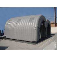 China Soda sand Blasting Inflatable Tents on sale