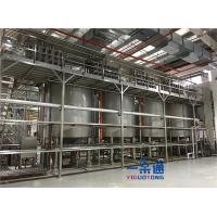 China Stainless Steel Food Processing Equipment Stability For Coconut Meat on sale
