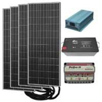 500w Solar power system solar home system solar energy system kit for home use for residential use Manufactures