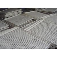 GalvanizedRound Hole Mesh Anti - Corrosion , Honeycomb Steel Mesh 0.1-100mm Hole Manufactures
