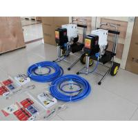 Popular PT3K-6  250bar  Electric Piston Pump Airless Paint Sprayers with electric VFD control box Manufactures