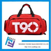 2015 New sports bags, travel bags with shoulder straps Manufactures