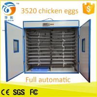 new functional full automatic middle-sized egg incubator for sales HT-3520 Manufactures