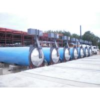 Pneumatic Industrial Autoclaves Pressure For Wood / Brick / Rubber / Food , Φ1.65 m Manufactures
