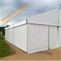 China Waterproof  Warehouse Marquee, Fire Resistardant Aluminum Storage Tent on sale