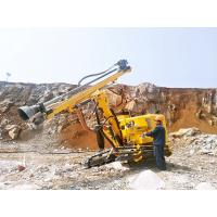 JC860 Blasting Rock Drilling Rig Hydraulic Down Hole Drill With DTH Technology Manufactures