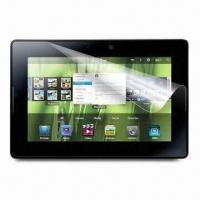China Clear Screen Protector, Ideal for RIM's BlackBerry PlayBook on sale