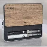 Fashionable Smiss brand Emili e vaporizer pen with 1300mah charge case Manufactures